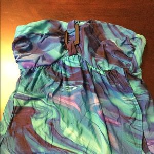 Miraclesuit Tankini Top Size 8